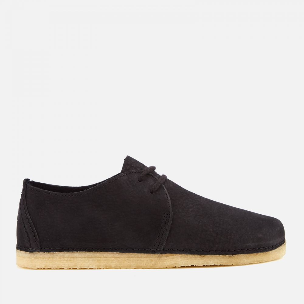 クラークス Clarks Originals レディース シューズ・靴 レースアップ【Ashton Nubuck Lace Up Shoes - Black】Black