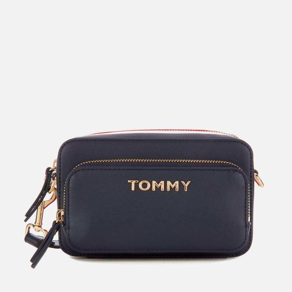 トミー ヒルフィガー Tommy Hilfiger レディース ショルダーバッグ カメラバッグ バッグ【Corporate Camera Bag - Corporate Mix】Navy