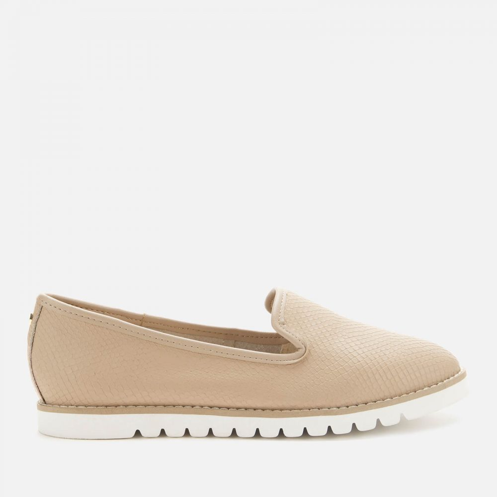 デューン Dune レディース ローファー・オックスフォード シューズ・靴【Galleon Leather Comfort Loafers - Cappuccino】Brown