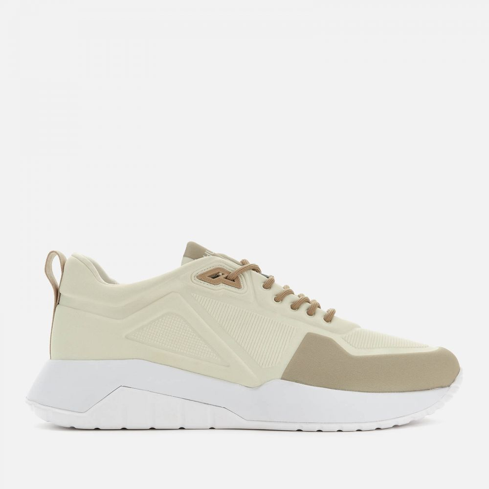 ヒューゴ ボス HUGO メンズ ランニング・ウォーキング シューズ・靴【Atom Runn Chunky Trainers - White】White