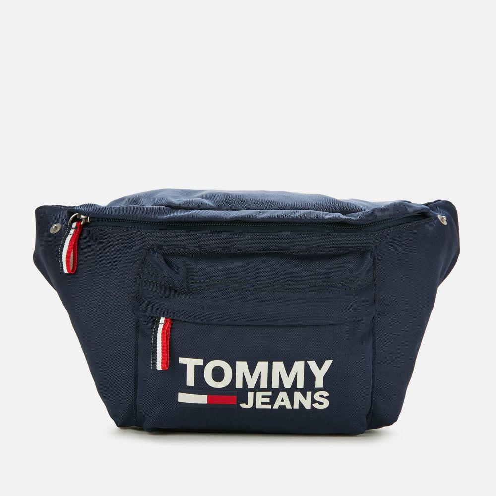 トミー ジーンズ Tommy Jeans レディース ボディバッグ・ウエストポーチ バッグ【Cool City Hip Bag - Black Iris】Blue