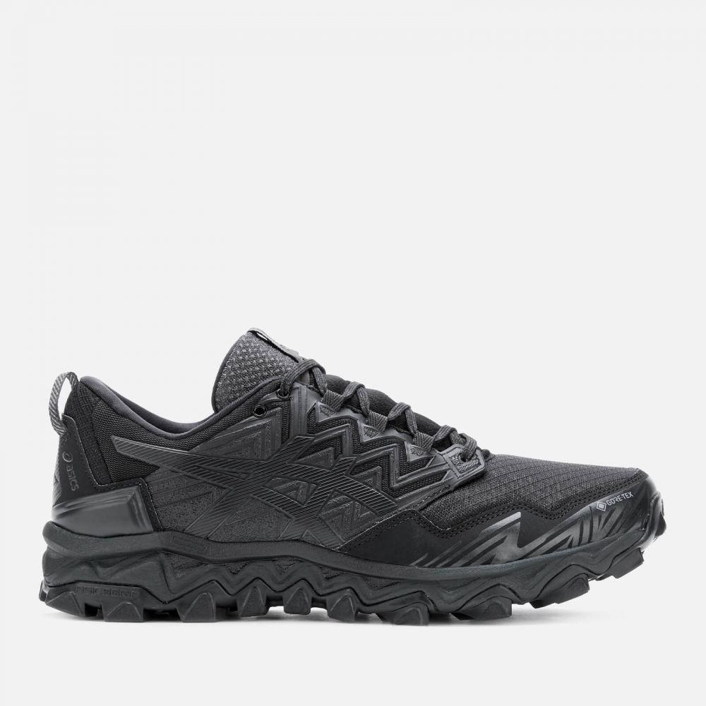 アシックス Asics メンズ スニーカー シューズ・靴【Trail Gel- Fujitrabuco 8 Gtx Trainers - Black】Black