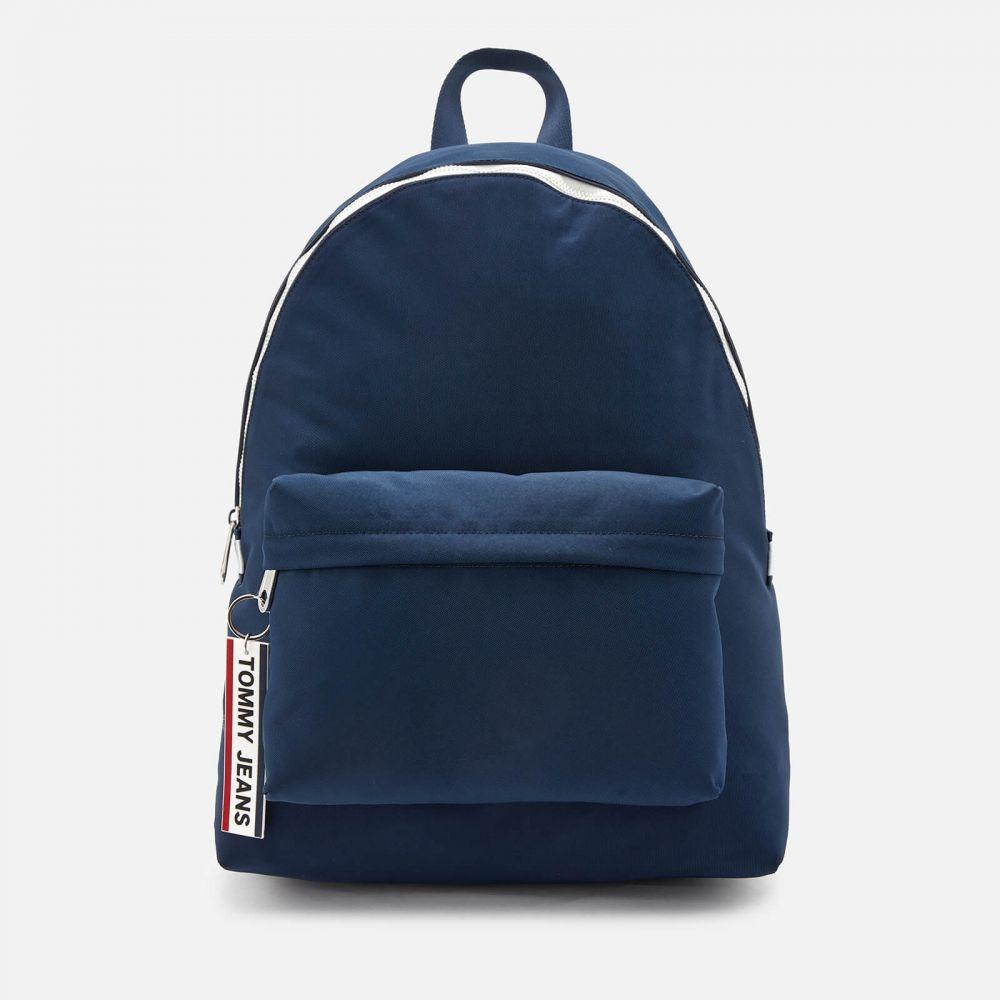 トミー ジーンズ Tommy Jeans メンズ バックパック・リュック バッグ【Logo Tape Backpack】Navy