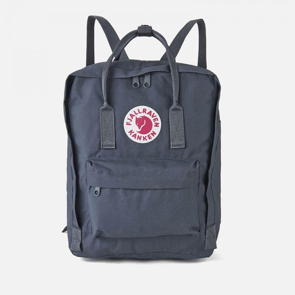 フェールラーベン Fjallraven メンズ バックパック・リュック カンケン バッグ【Kanken Backpack】Grey