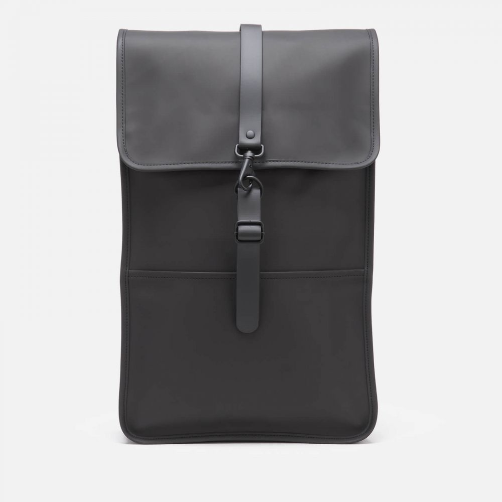 レインズ RAINS メンズ バックパック・リュック バッグ【Backpack】Black