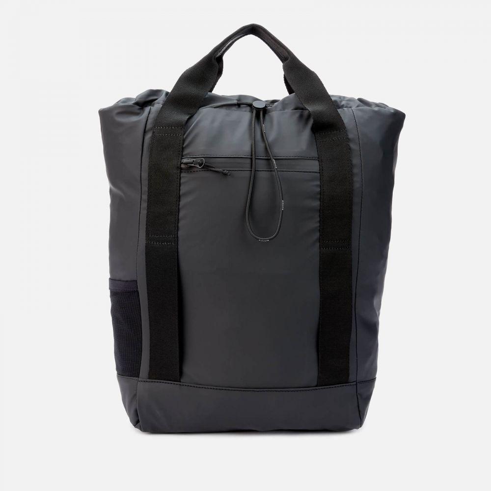 レインズ RAINS メンズ トートバッグ バッグ【Mover Ultralight Tote Bag】Black