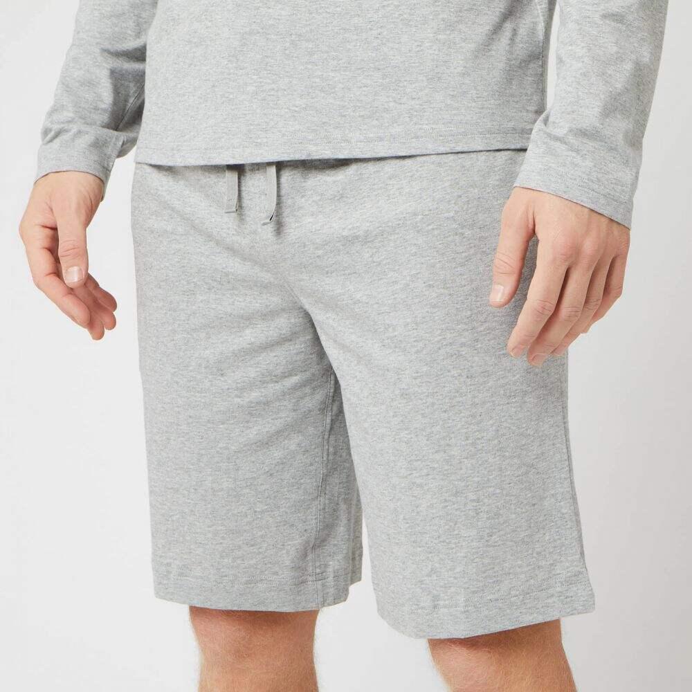 Polo ラルフ Shorts】Grey ボトムス・パンツ【Jogger Lauren ローレン メンズ ショートパンツ Ralph