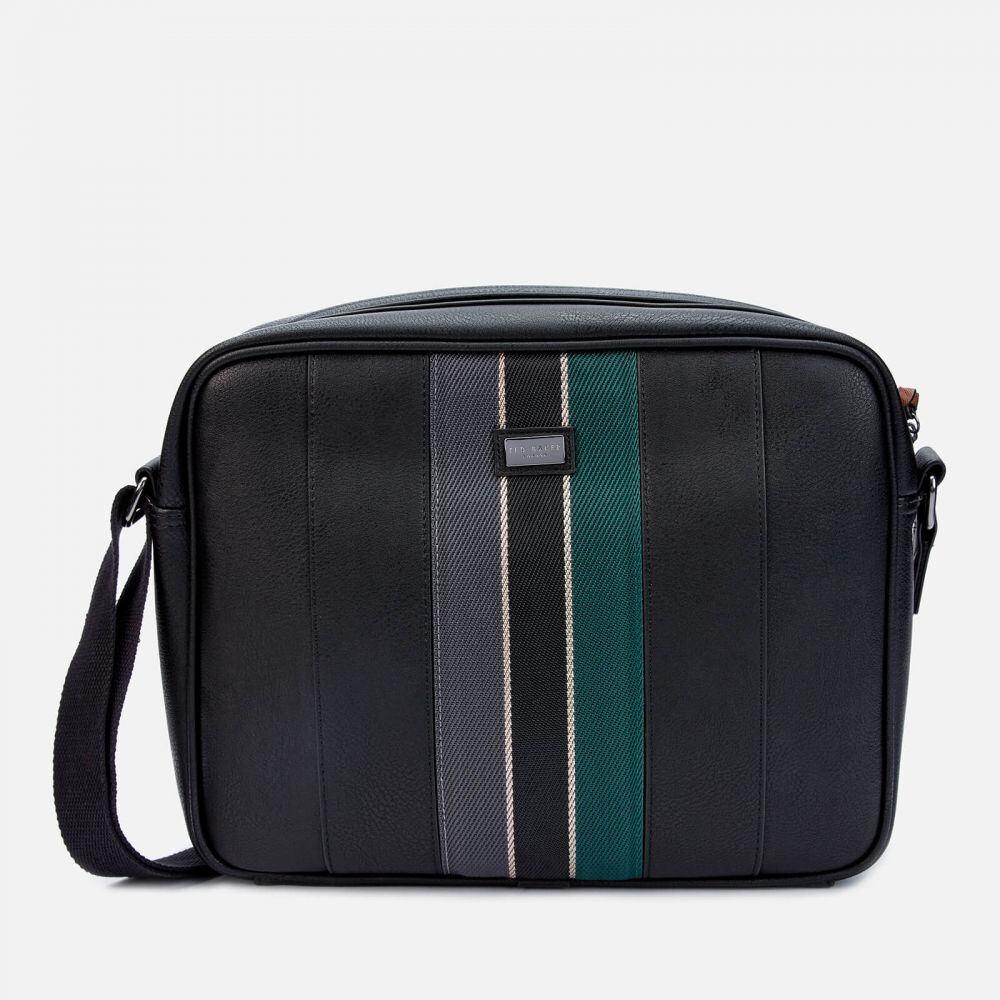 テッドベーカー Ted Baker メンズ ショルダーバッグ バッグ【Mister Shoulder Bag】Black