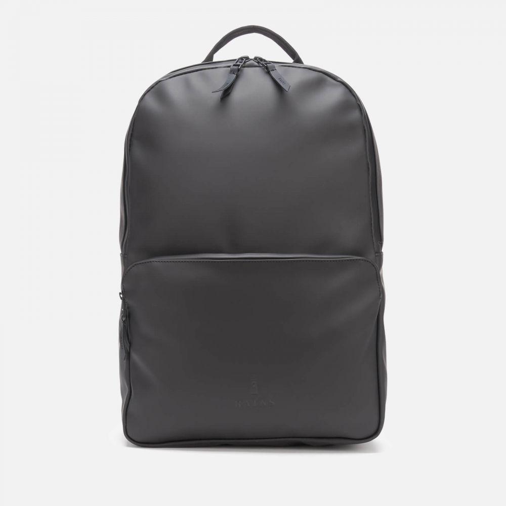 レインズ RAINS メンズ バックパック・リュック バッグ【Field Bag】Black