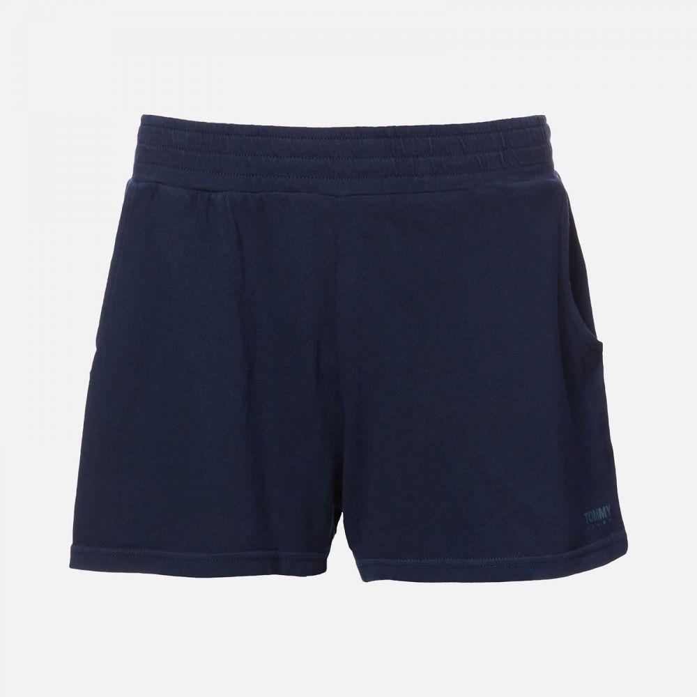 トミー ジーンズ Tommy Jeans レディース ショートパンツ ボトムス・パンツ【TJW Sweat Shorts】Navy
