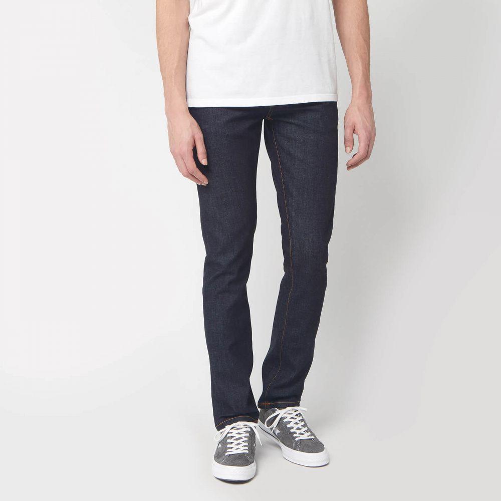 ヌーディージーンズ Nudie Jeans メンズ ジーンズ・デニム ボトムス・パンツ【Grim Tim Slim Jeans】Navy