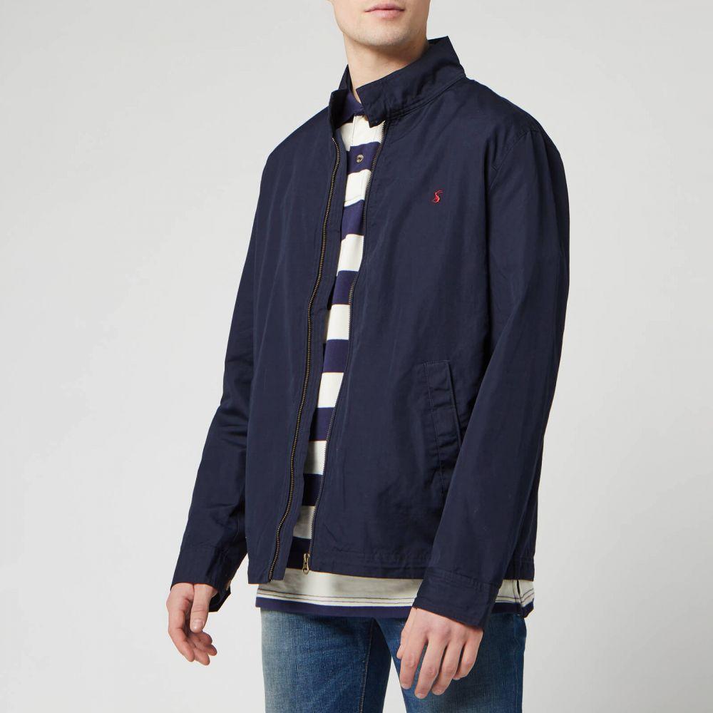 ジュールズ Joules メンズ ジャケット アウター【Glenwood Lightweight Showerproof Jacket】Navy