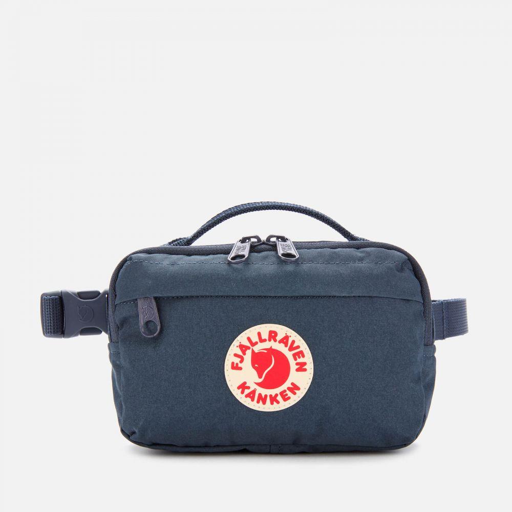 フェールラーベン Fjallraven メンズ ボディバッグ・ウエストポーチ カンケン バッグ【Kanken Hip Bag】Navy