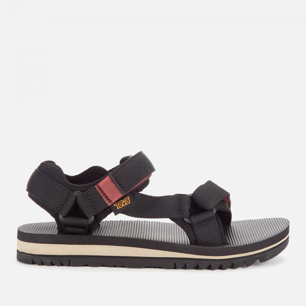 テバ Teva レディース サンダル・ミュール シューズ・靴【Universal Trail Sandals】Black