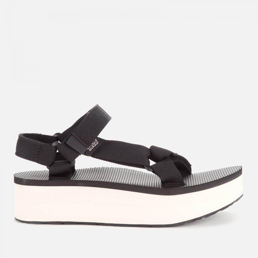 テバ Teva レディース サンダル・ミュール シューズ・靴【Universal Flatform Sandals】Black