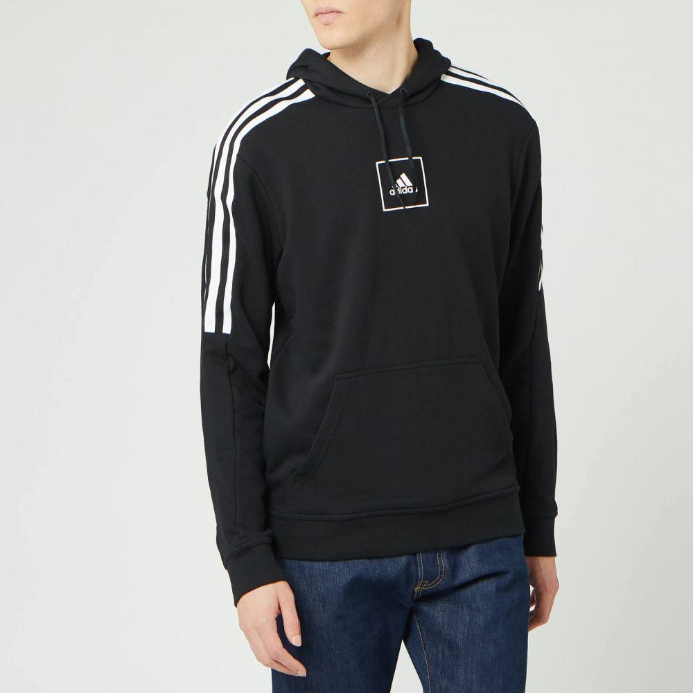 アディダス adidas メンズ パーカー トップス【Aac Hoodie】Black