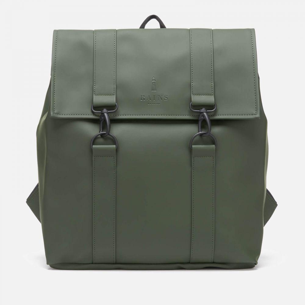 レインズ RAINS メンズ バックパック・リュック バッグ【MSN Bag】