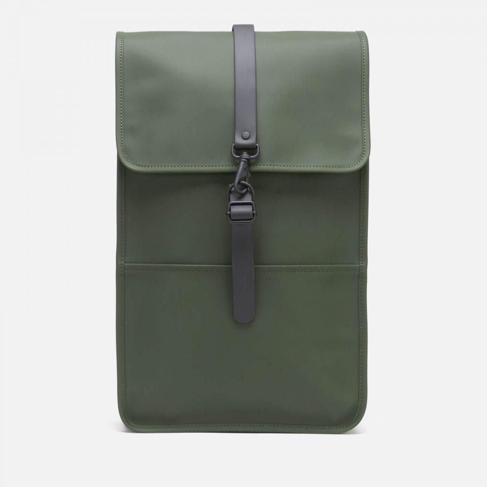レインズ RAINS メンズ バックパック・リュック バッグ【Backpack】Green