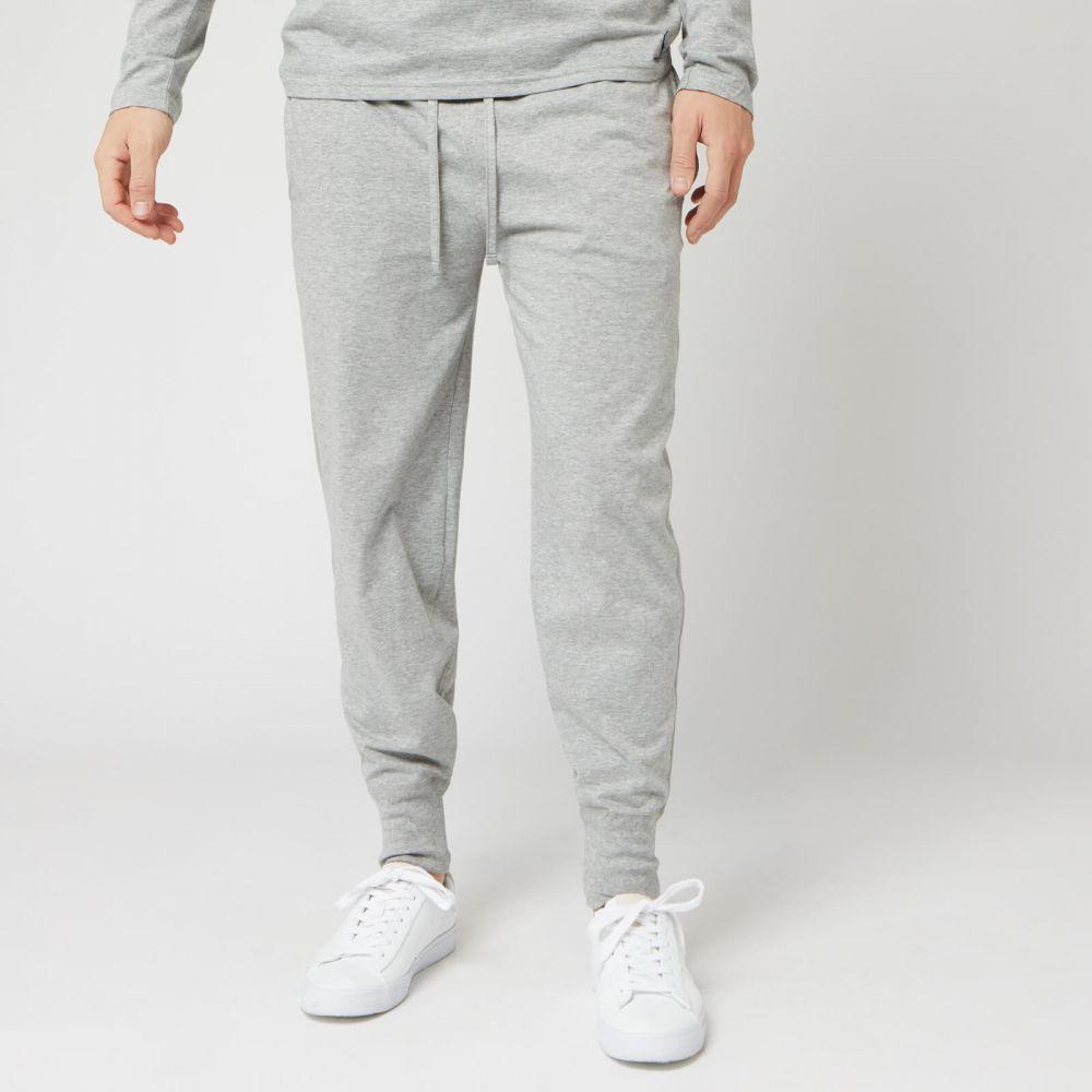 ラルフ ローレン Polo Ralph Lauren メンズ スウェット・ジャージ ボトムス・パンツ【Cuffed Jog Pants】Grey