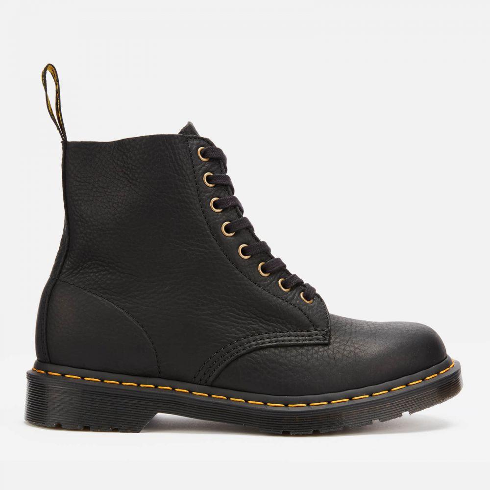 ドクターマーチン Dr. Martens メンズ ブーツ シューズ・靴【1460 Ambassador Soft Leather Pascal 8-Eye Boots】Black