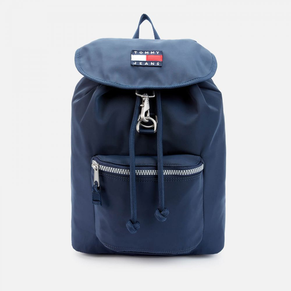 トミー ジーンズ Tommy Jeans メンズ バックパック・リュック バッグ【Heritage Backpack】Blue