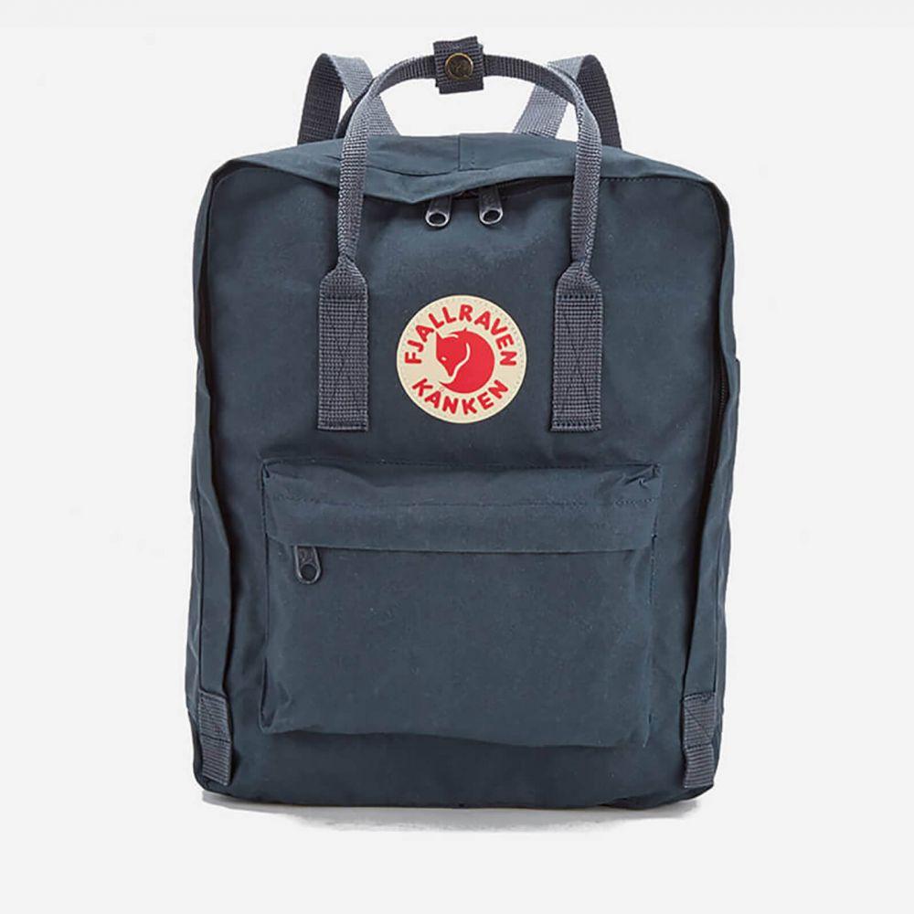 フェールラーベン Fjallraven レディース バックパック・リュック カンケン バッグ【Kanken Backpack】Navy