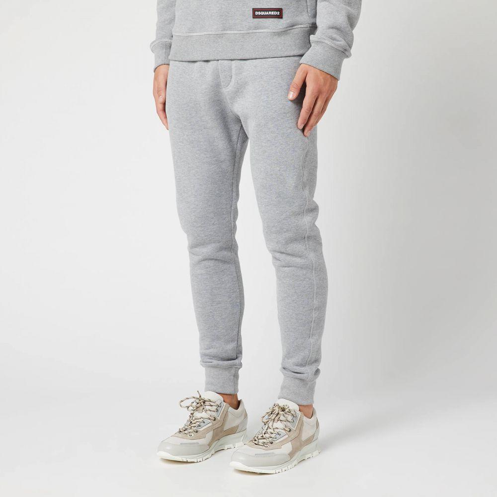 ディースクエアード Dsquared2 メンズ スウェット・ジャージ ボトムス・パンツ【Sweatpants】Grey