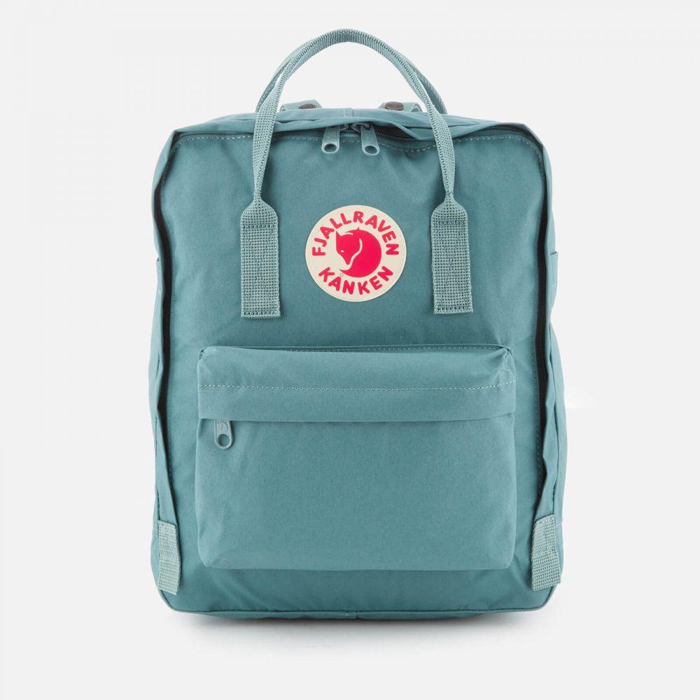 フェールラーベン Fjallraven レディース バックパック・リュック カンケン バッグ【Kanken Backpack】Green
