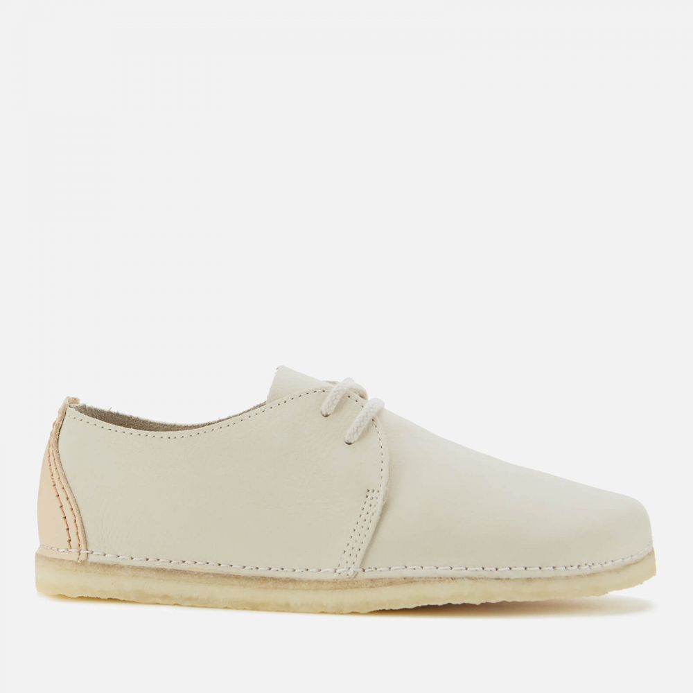 クラークス Clarks Originals レディース スリッポン・フラット シューズ・靴【Ashton Nubuck Flat Shoes】Cream