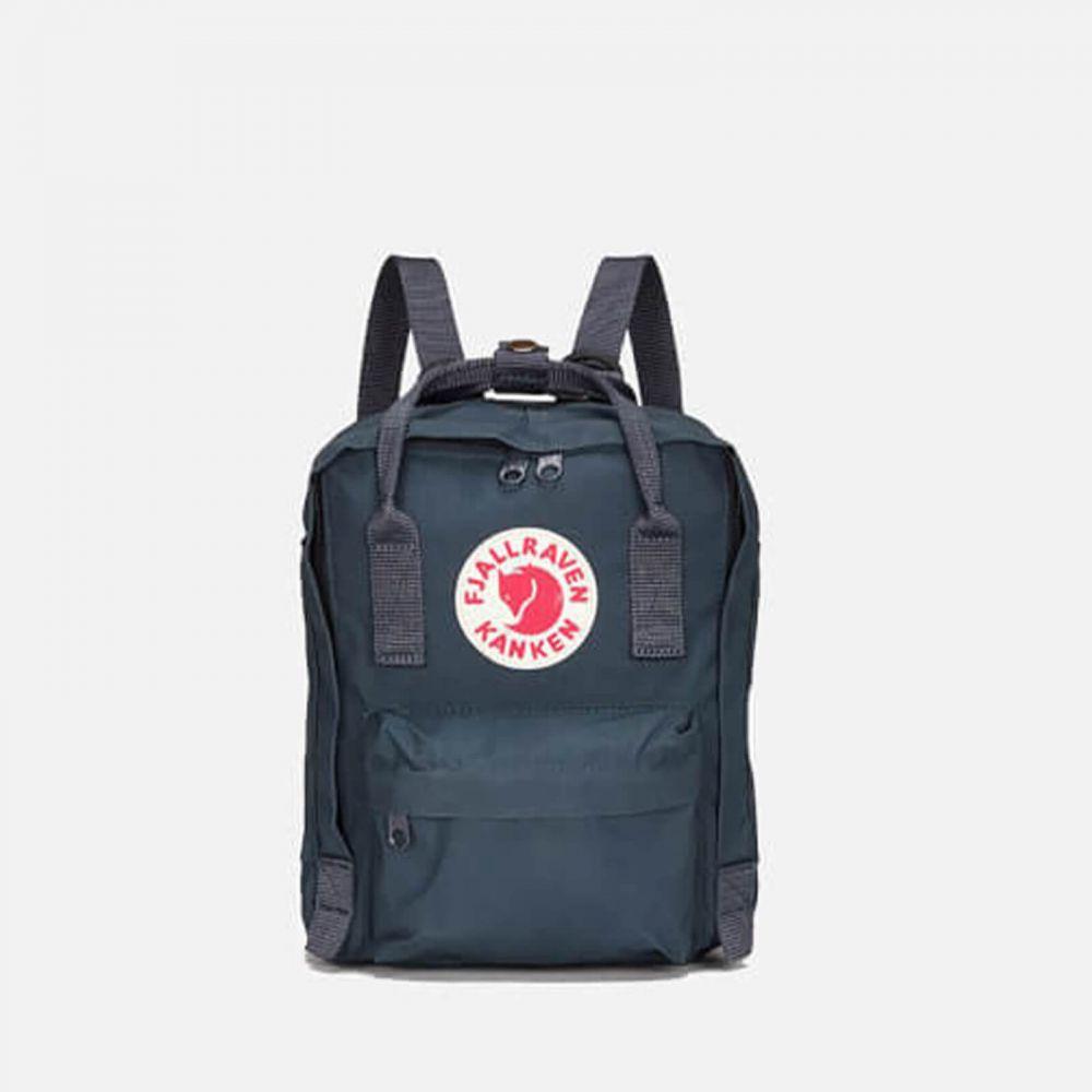 フェールラーベン Fjallraven メンズ バックパック・リュック カンケン バッグ【Kanken Mini Backpack】Navy