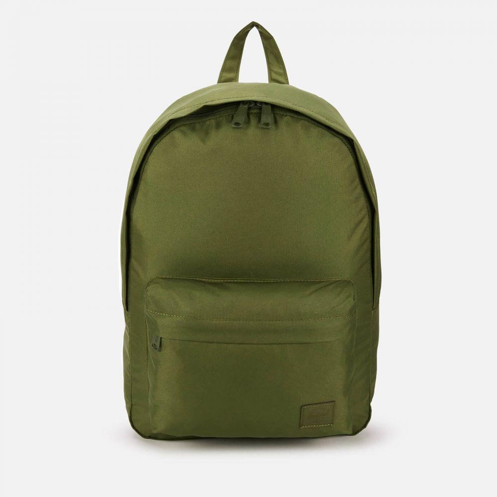ハーシェル サプライ Herschel Supply Co. メンズ バックパック・リュック バッグ【Classic Light Backpack】Green