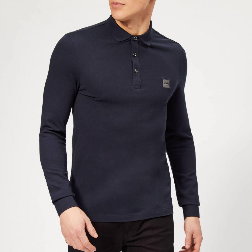 ヒューゴ ボス BOSS Hugo Boss メンズ ポロシャツ トップス【boss passerby polo shirt - navy】Blue