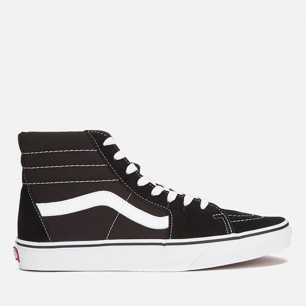 ヴァンズ Vans メンズ スニーカー シューズ・靴【sk8 hi-top trainers - black/white】Black/White