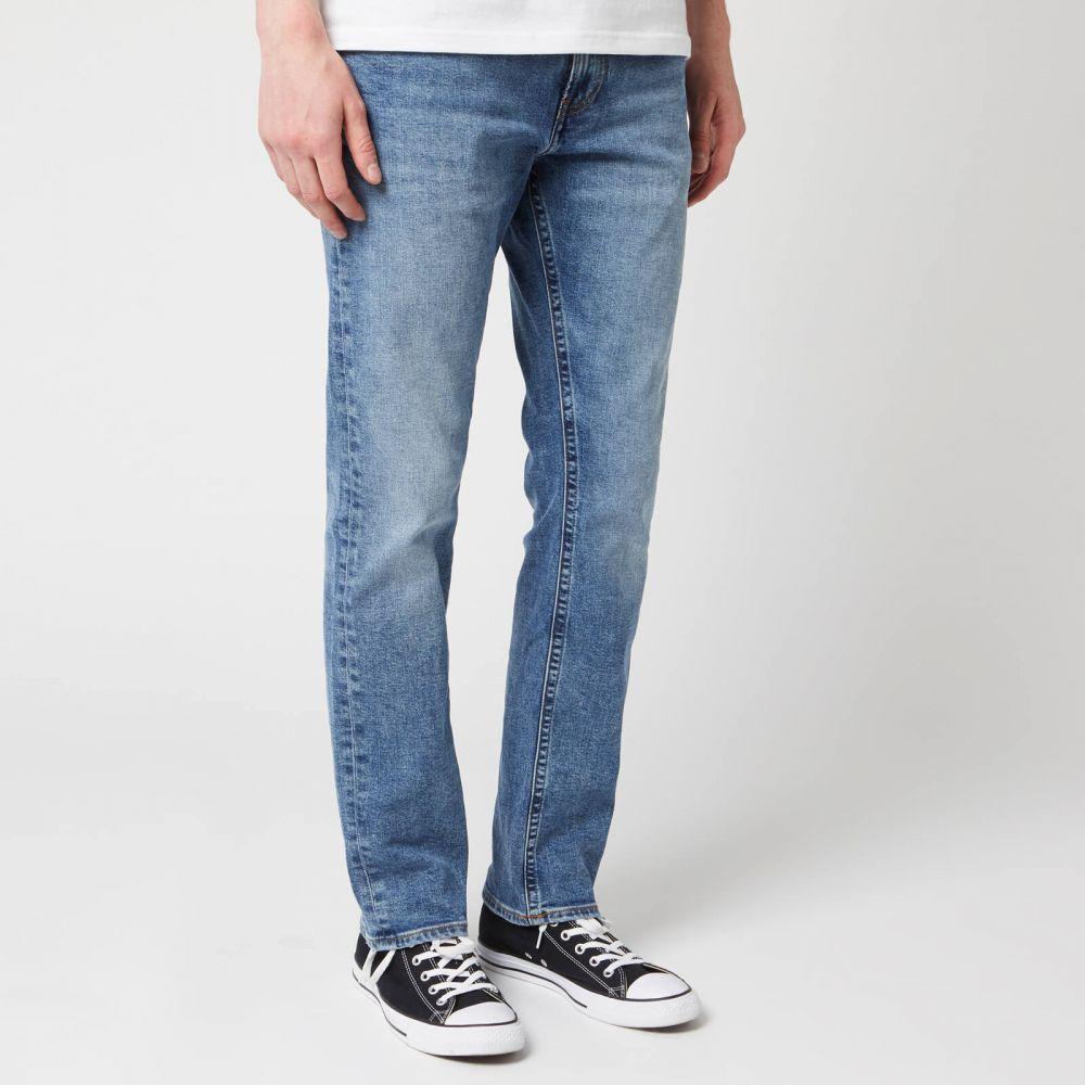 トミー ジーンズ Tommy Jeans メンズ ジーンズ・デニム ボトムス・パンツ【original straight ryan jeans - dallas mid blue】Blue
