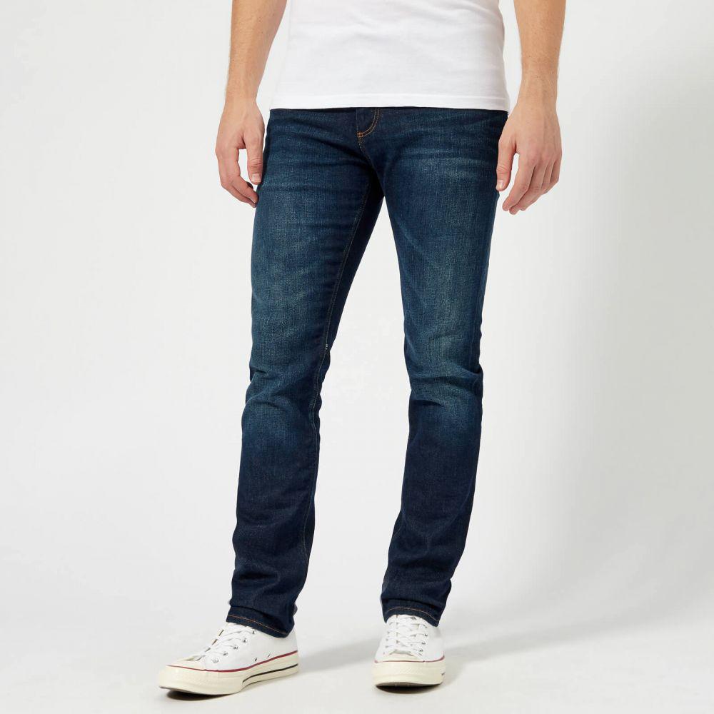 トミー ジーンズ Tommy Jeans メンズ ジーンズ・デニム ボトムス・パンツ【scanton slim jeans - dark comfort】Blue