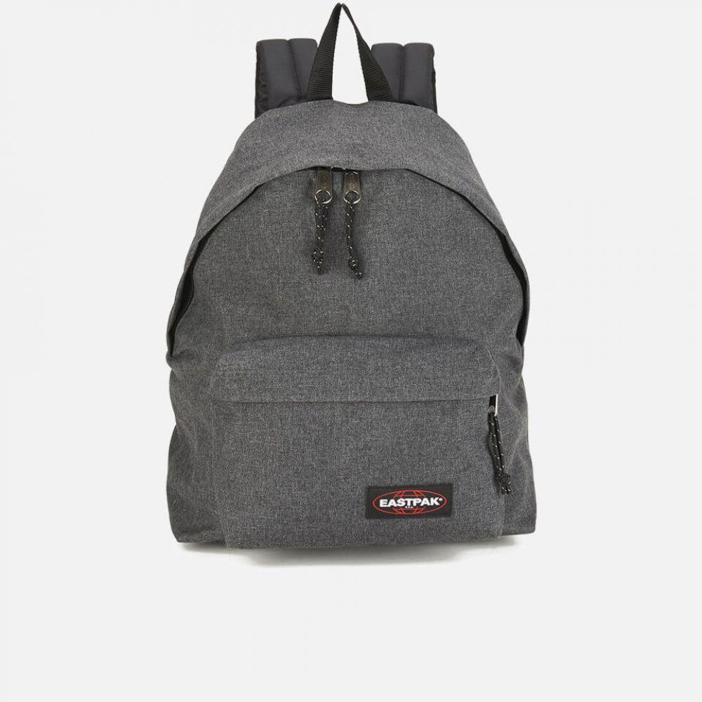 イーストパック Eastpak メンズ バックパック・リュック バッグ【Padded Pak'r Backpack】Black