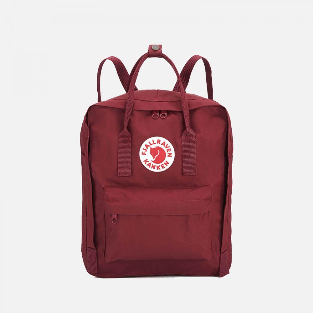 フェールラーベン Fjallraven レディース バックパック・リュック カンケン バッグ【Kanken Backpack】Red