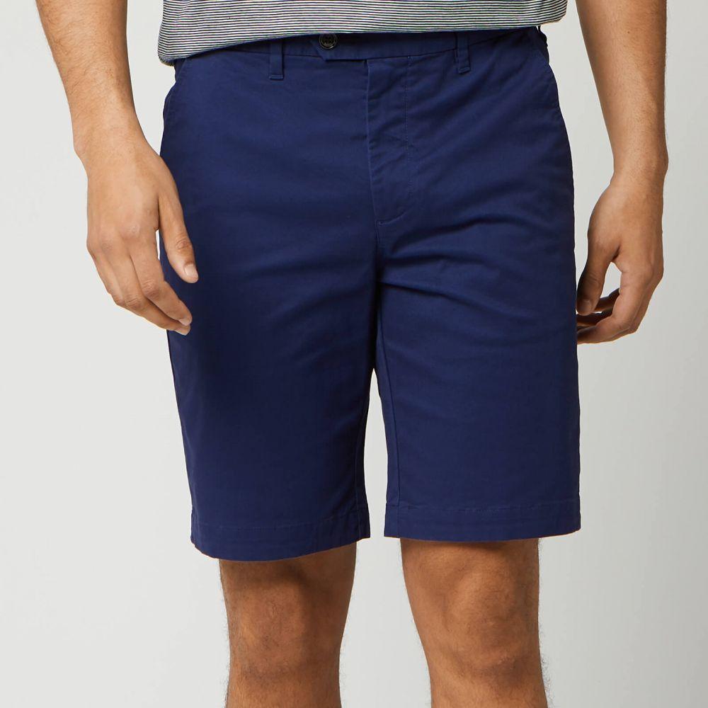 テッドベーカー Ted Baker メンズ ショートパンツ ボトムス・パンツ【Buenose Shorts】Blue