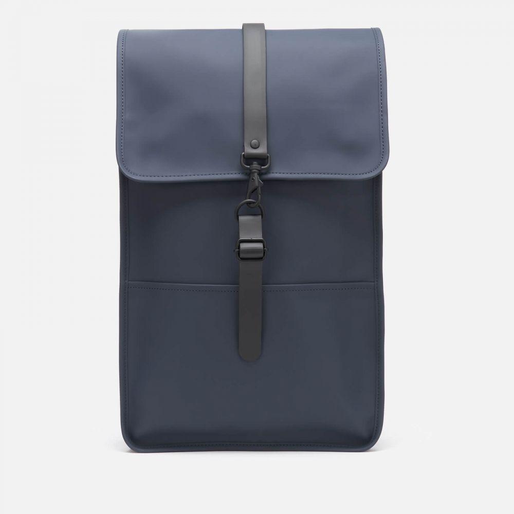 レインズ RAINS メンズ バックパック・リュック バッグ【Backpack】Blue