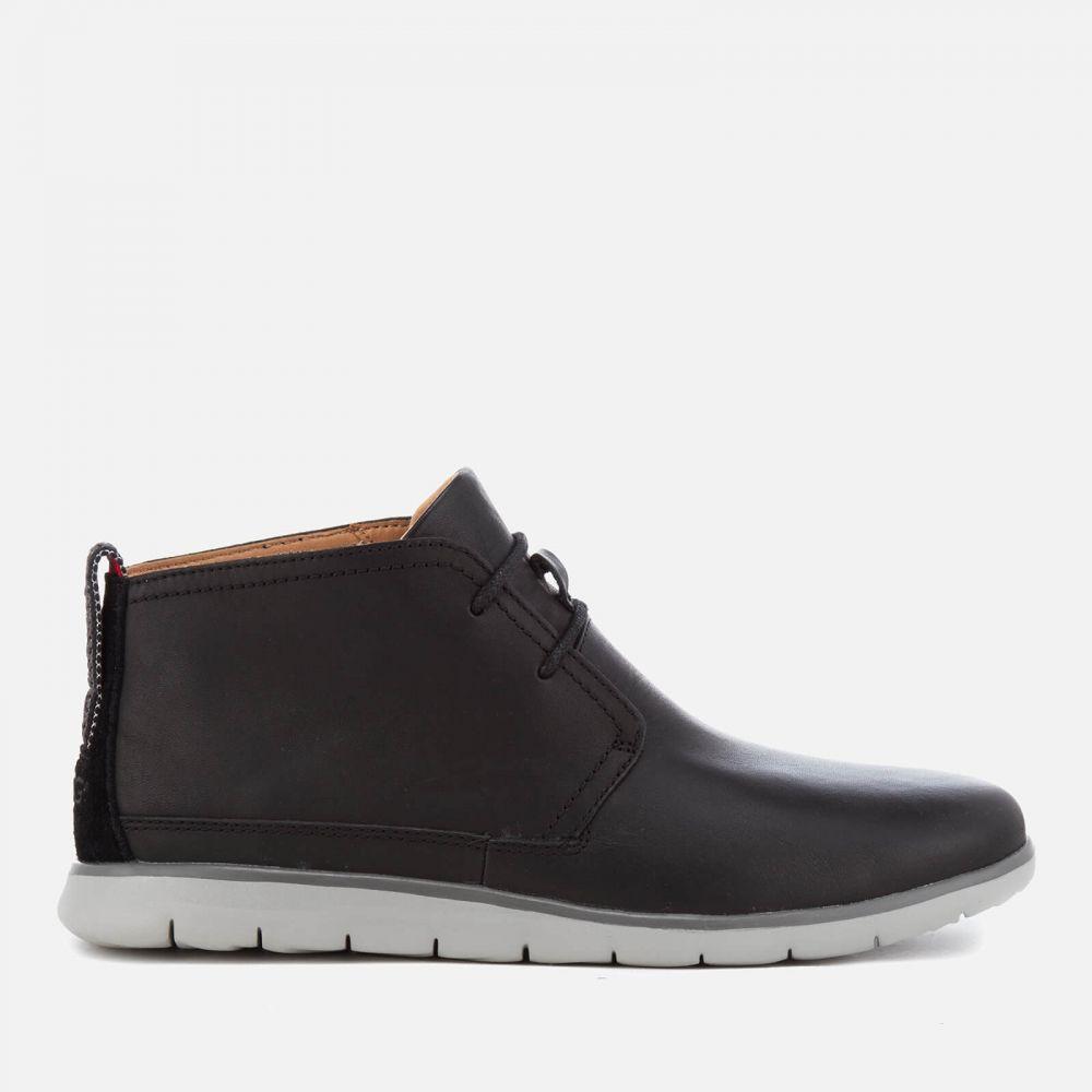 アグ UGG メンズ ブーツ チャッカブーツ シューズ・靴【freamon waterproof chukka boots - black】Black