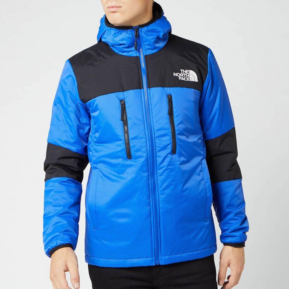 ザ ノースフェイス The North Face メンズ ジャケット アウター【himalayan light synthetic hooded jacket - tnf blue】Blue/Black