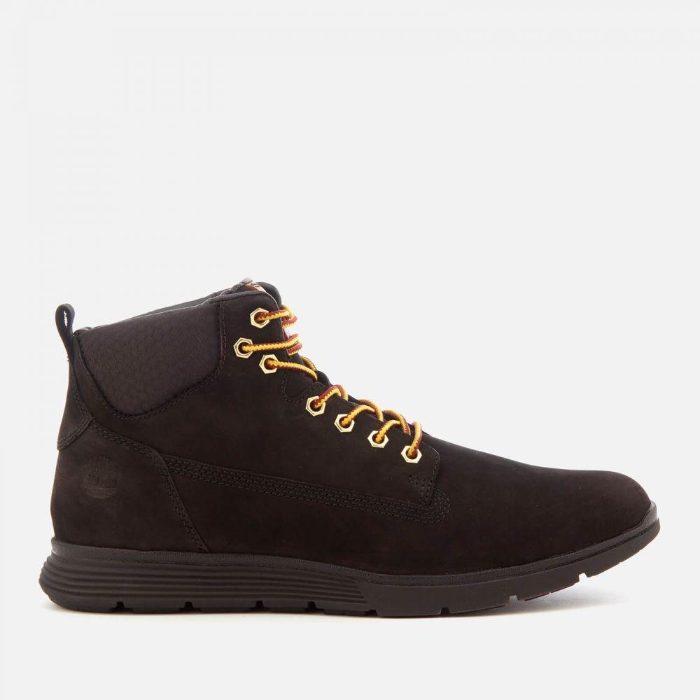 ティンバーランド Timberland メンズ ブーツ チャッカブーツ シューズ・靴【killington chukka boots - black】Black