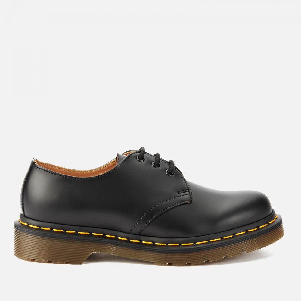 ドクターマーチン Dr. Martens メンズ 革靴・ビジネスシューズ シューズ・靴【1461 smooth leather 3-eye shoes - black】Black