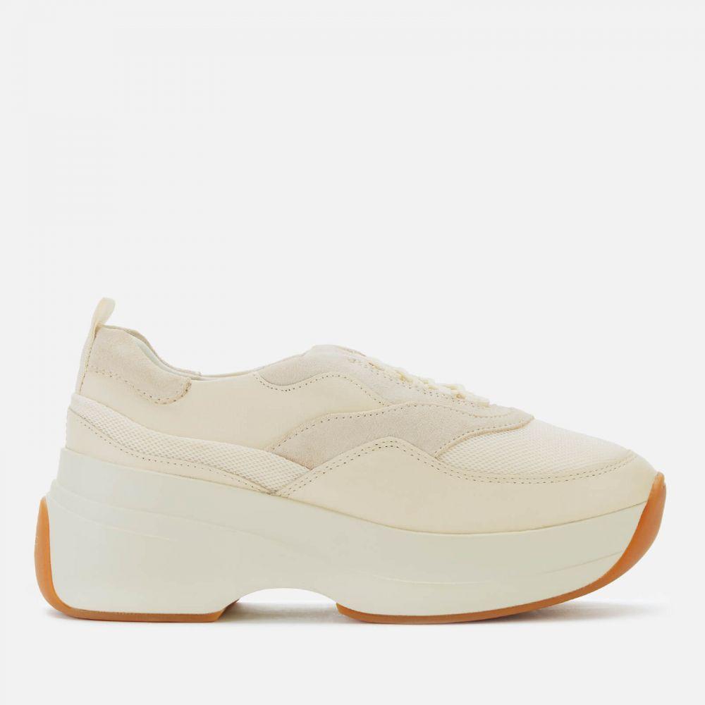 バガボンド Vagabond レディース スニーカー チャンキーヒール シューズ・靴【sprint 2.0 chunky trainers - off white】White