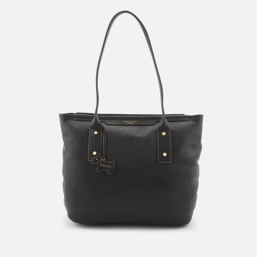 ラドリー Radley レディース ショルダーバッグ バッグ【patcham palace medium tote bag east west shoulder bag - black】Black