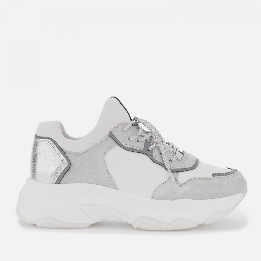ブロンクス Bronx レディース ランニング・ウォーキング シューズ・靴【Baisley Running Style Trainers - White】White