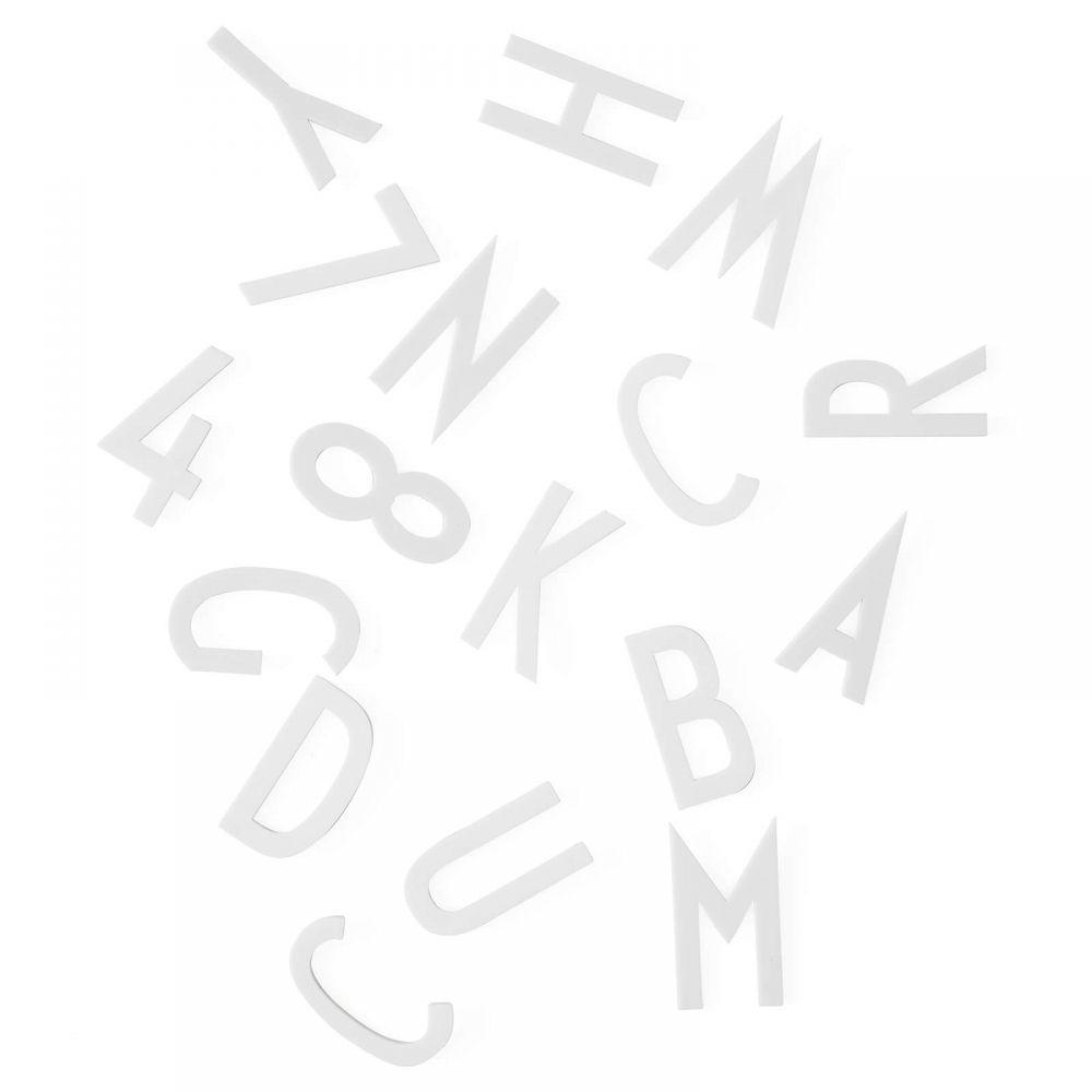 デザイン レターズ Design Letters ユニセックス 雑貨 【Letterbox for Message Board - Large - White】White