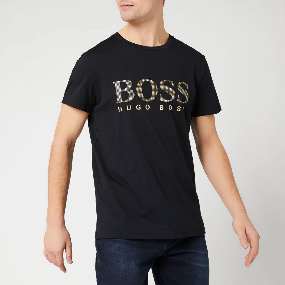 ヒューゴ ボス BOSS Hugo Boss メンズ Tシャツ トップス【Round Neck Special T-Shirt - Black】Black