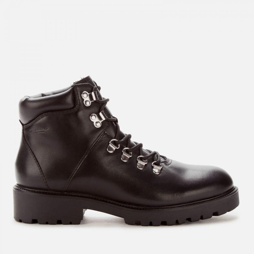 バガボンド Vagabond レディース ハイキング・登山 ブーツ シューズ・靴【Kenova Leather Hiking Style Boots - Black】Black