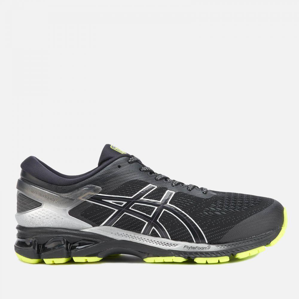アシックス Asics メンズ ランニング・ウォーキング シューズ・靴【Running Gel-Kayano 26 Lite Show Trainers - Black】Black